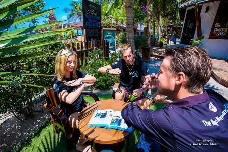 Dive Instructor IDC Course Sairee Cottage Diving Koh Tao Thailand